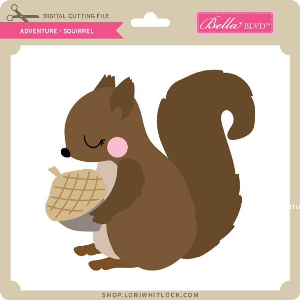 Adventure - Squirrel