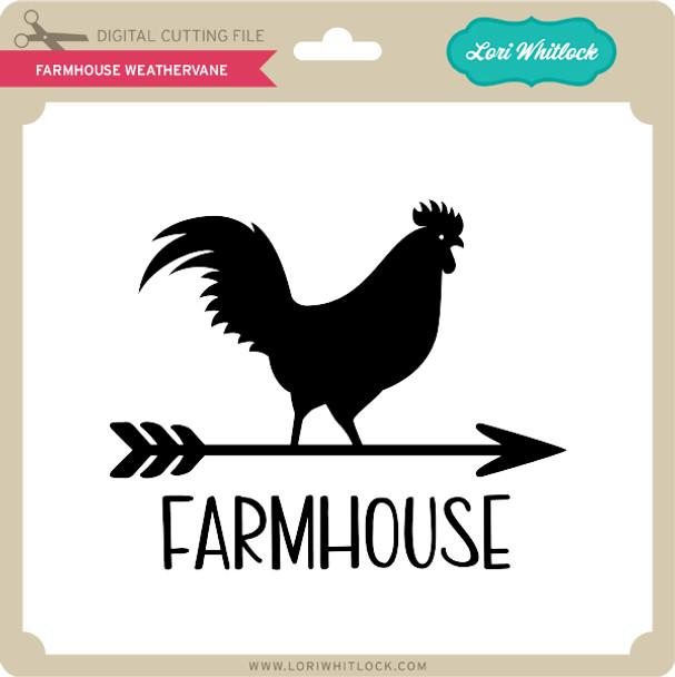 Farmhouse Weathervane