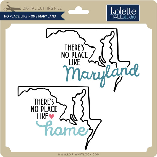 No Place Like Home Maryland
