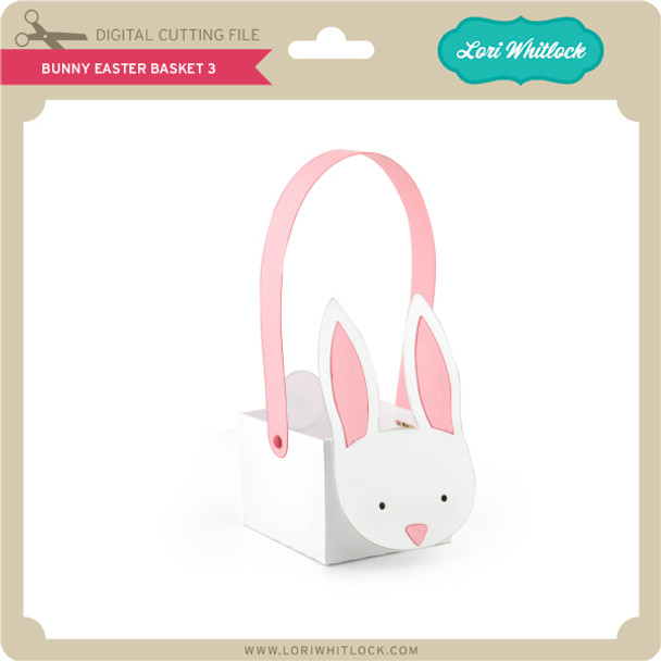 Bunny Easter Basket 3