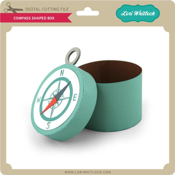 Compass Shaped Box