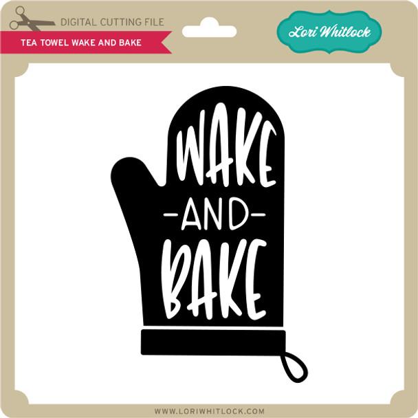 Tea Towel Wake and Bake