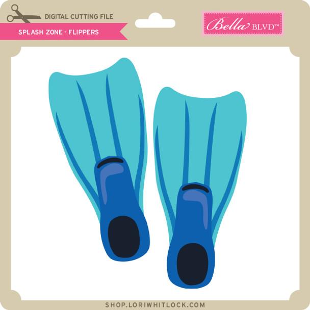 Splash Zone - Flippers
