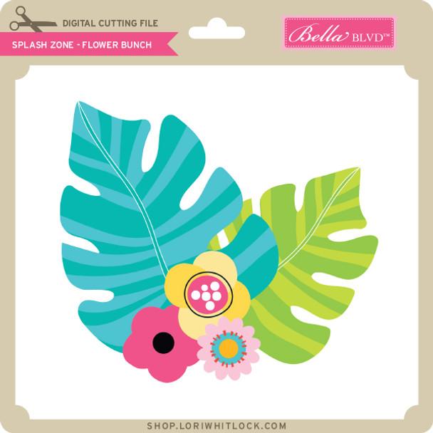 Splash Zone - Flower Bunch