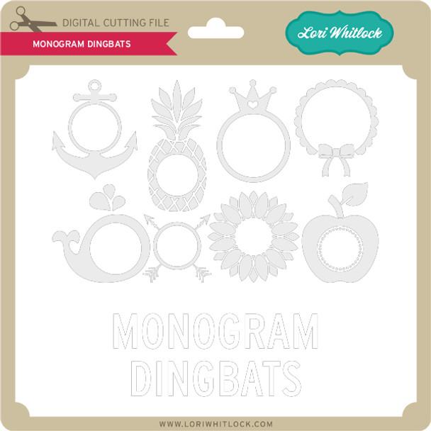 Monogram Dingbats