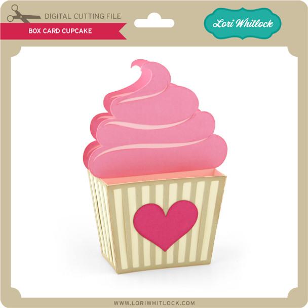 Box Card Cupcake 2
