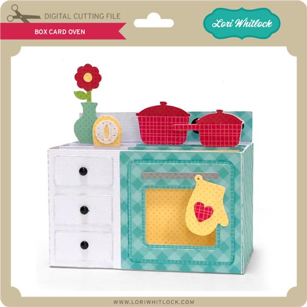 Box Card Oven