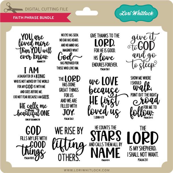 Faith Phrase Bundle 3