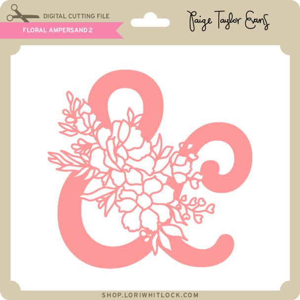 Floral Ampersand 2