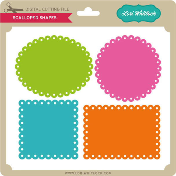 Scalloped Shapes