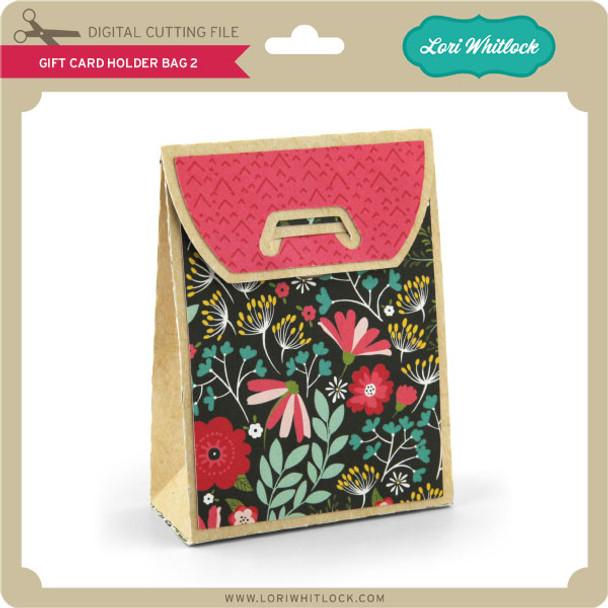 Gift Card Holder Bag 2