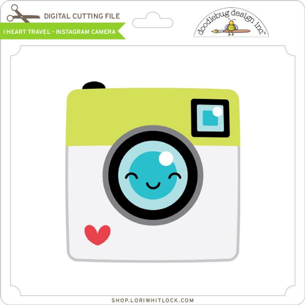 I Heart Travel - Instagram Camera