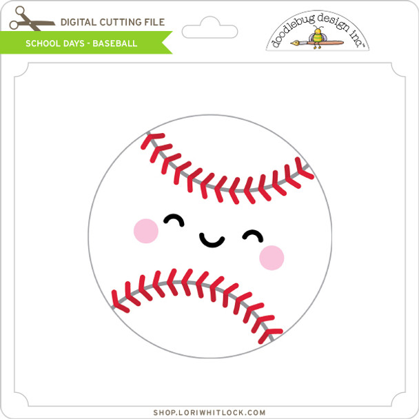 School Days - Baseball