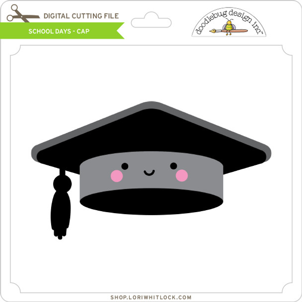 School Days - Cap