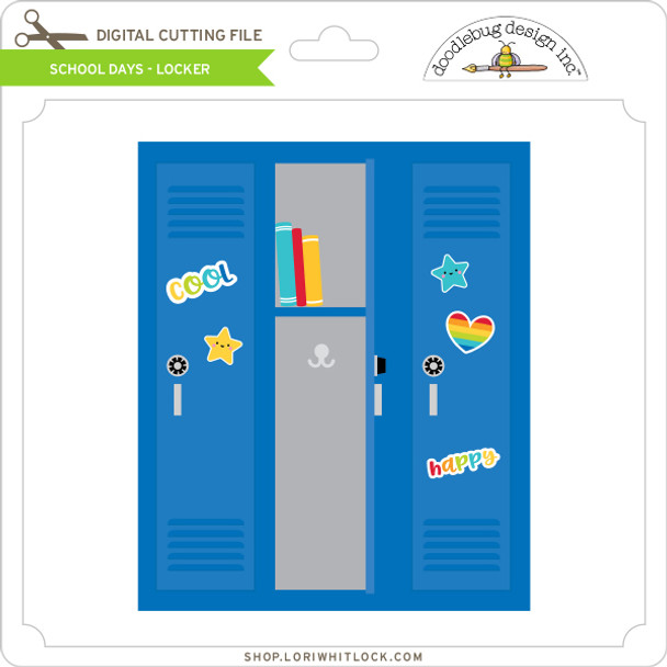School Days - Locker
