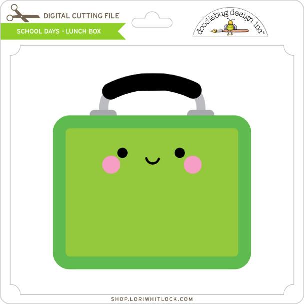 School Days - Lunchbox