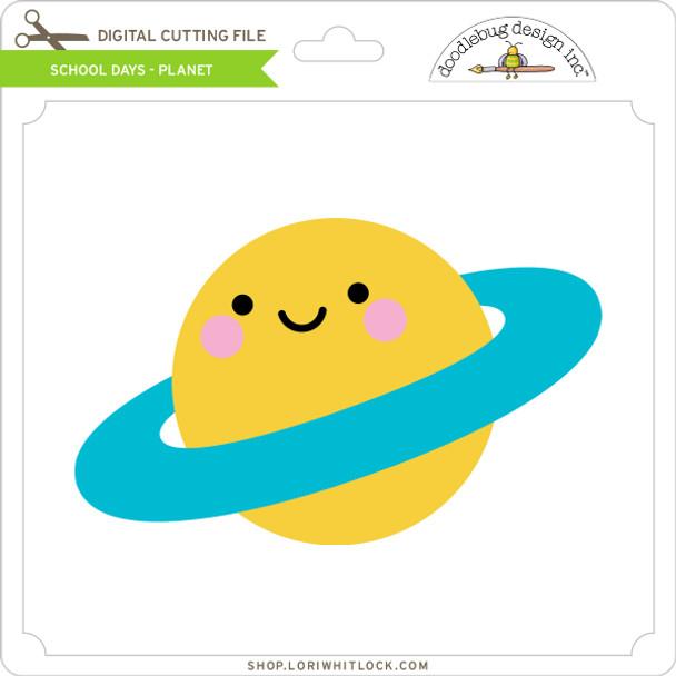School Days - Planet