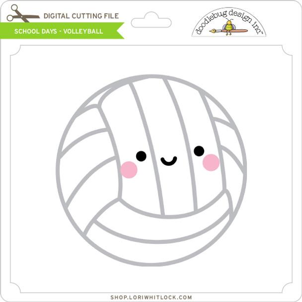 School Days - Volleyball