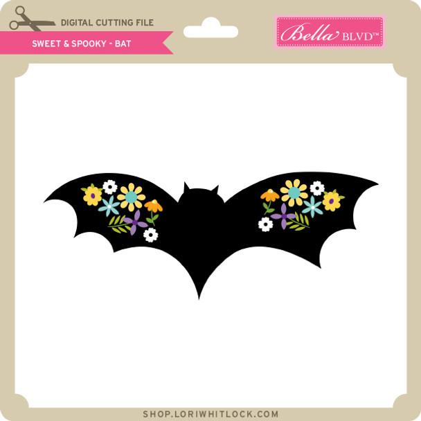 Sweet & Spooky - Bat