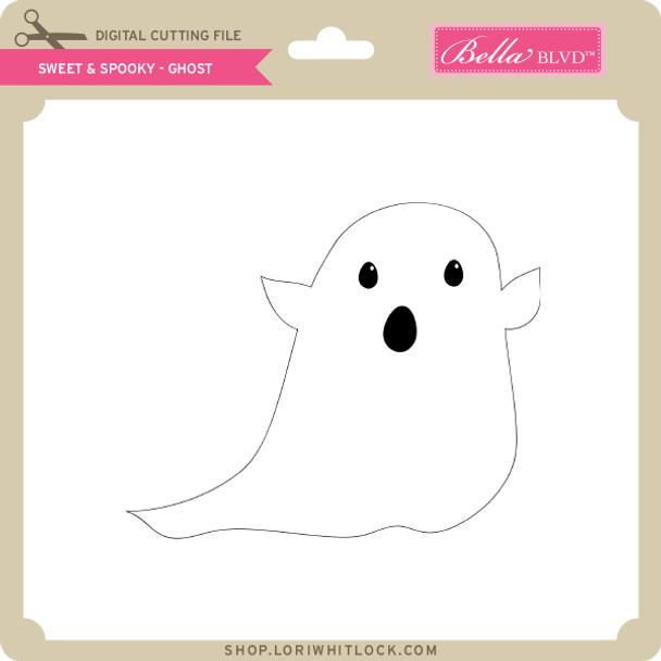 Sweet & Spooky - Ghost