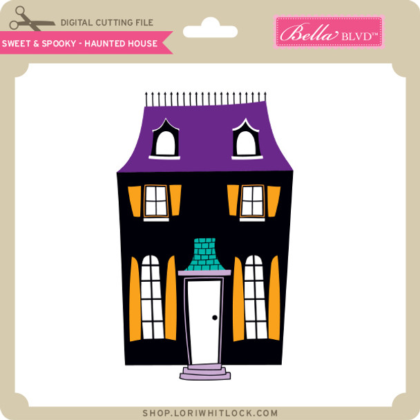 Sweet & Spooky - Haunted House