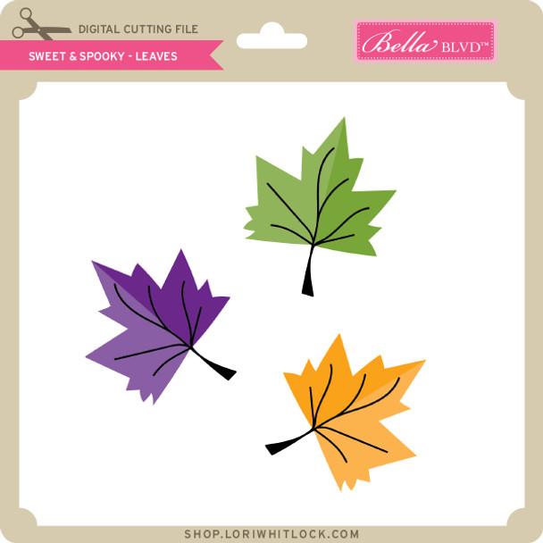 Sweet & Spooky - Leaves