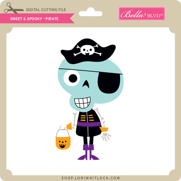 Sweet & Spooky - Pirate