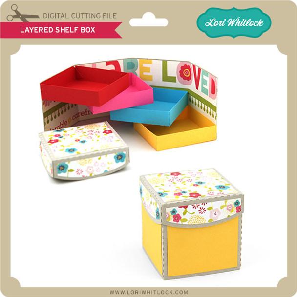 Layered Shelf Box