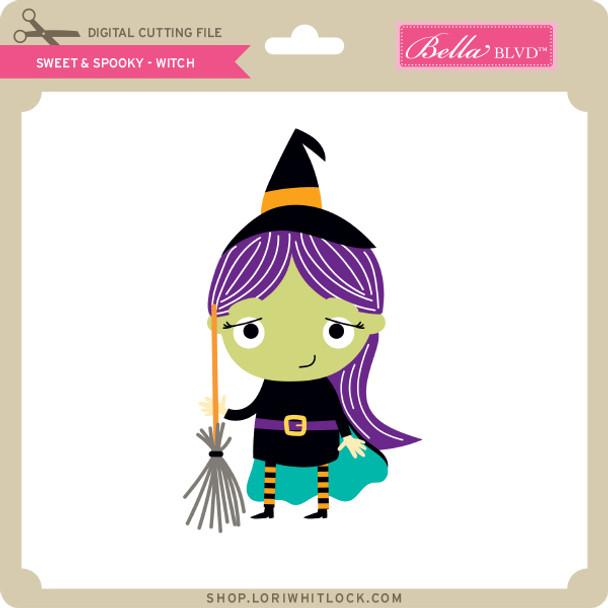 Sweet & Spooky - Witch
