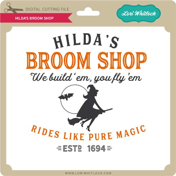 Hilda's Broom Shop