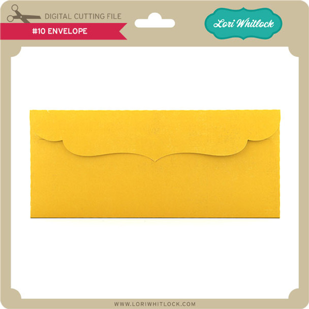 No 10 Envelope