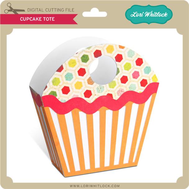Cupcake Tote