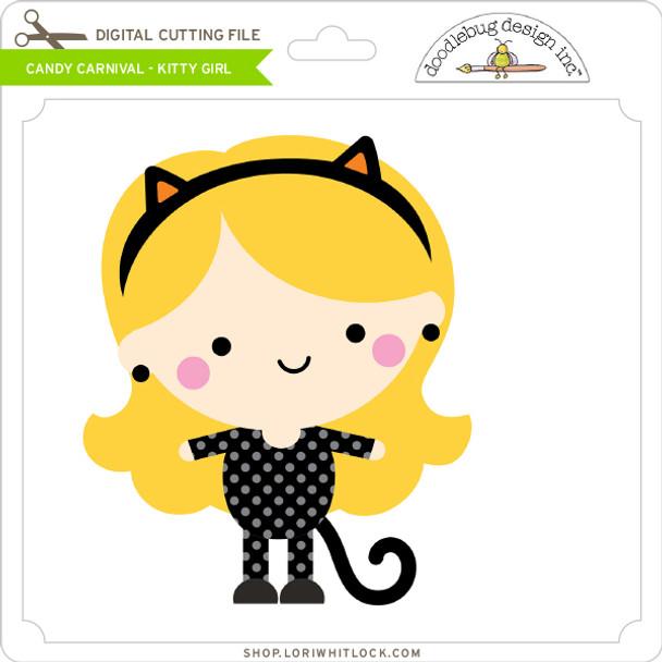 Candy Carnival - Kitty Girl