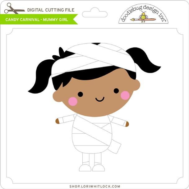 Candy Carnival - Mummy Girl
