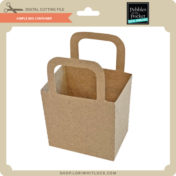 Simple Bag Container