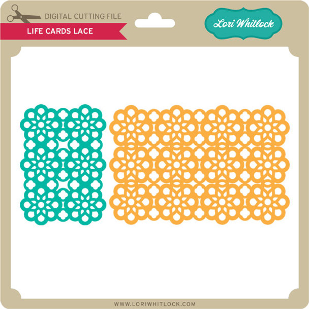 Life Cards Lace