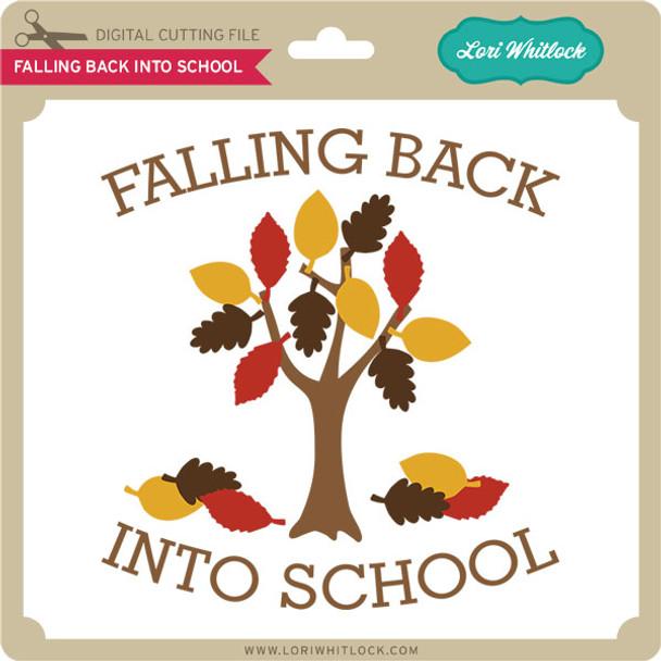 Falling Back Into School