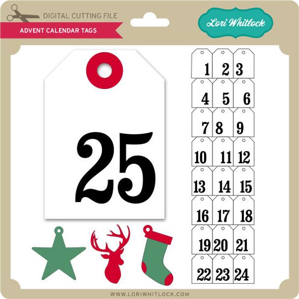 Advent Calendar Tags