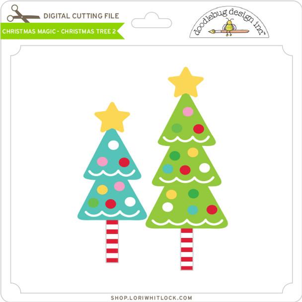 Christmas Magic - Christmas Tree 2