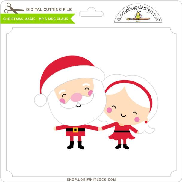 Christmas Magic - Mr & Mrs Claus