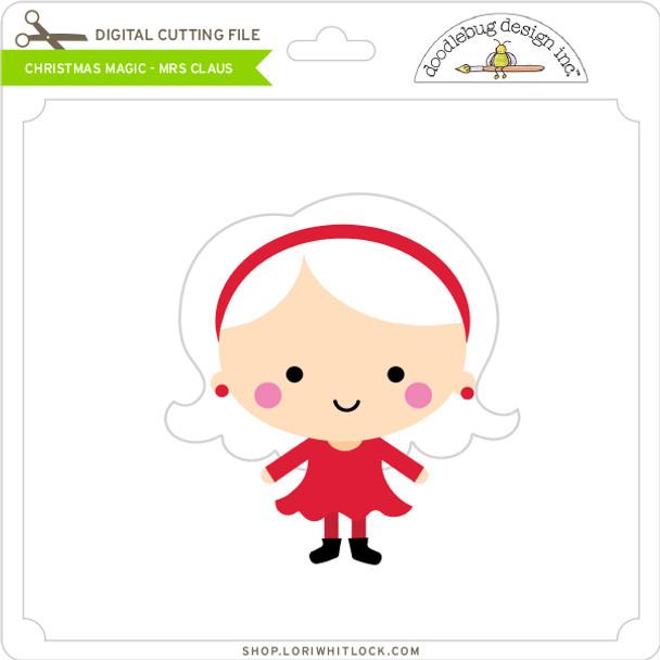Christmas Magic - Mrs Claus