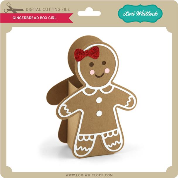 Gingerbread Box Girl