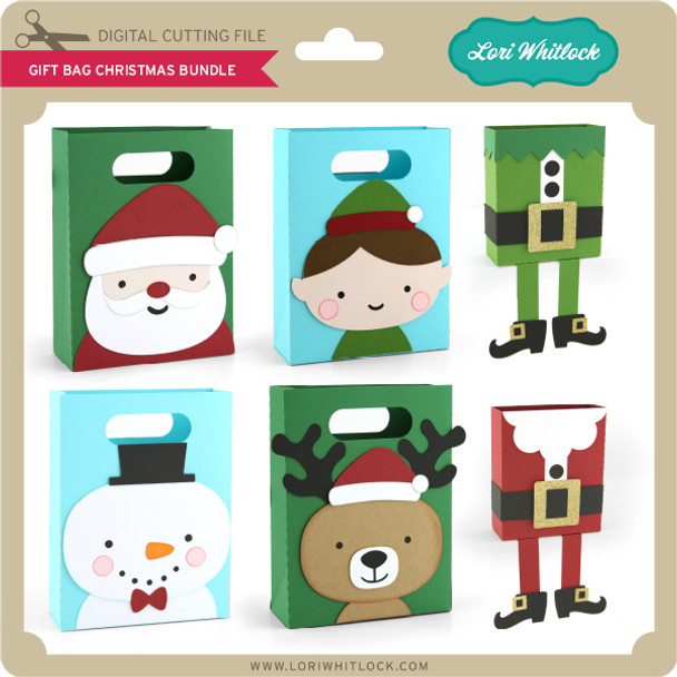 Gift Bag Christmas Bundle