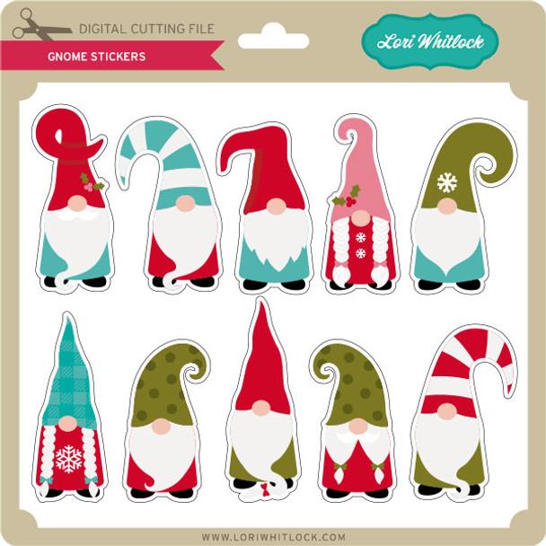 Gnome Stickers