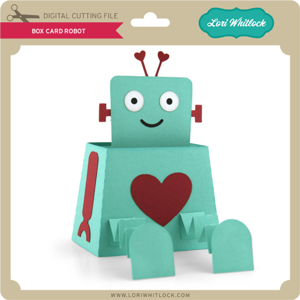 Box Card Robot