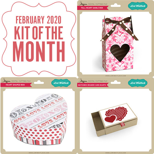 2020 February Kit of the Month