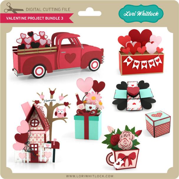 Valentine Project Bundle 3