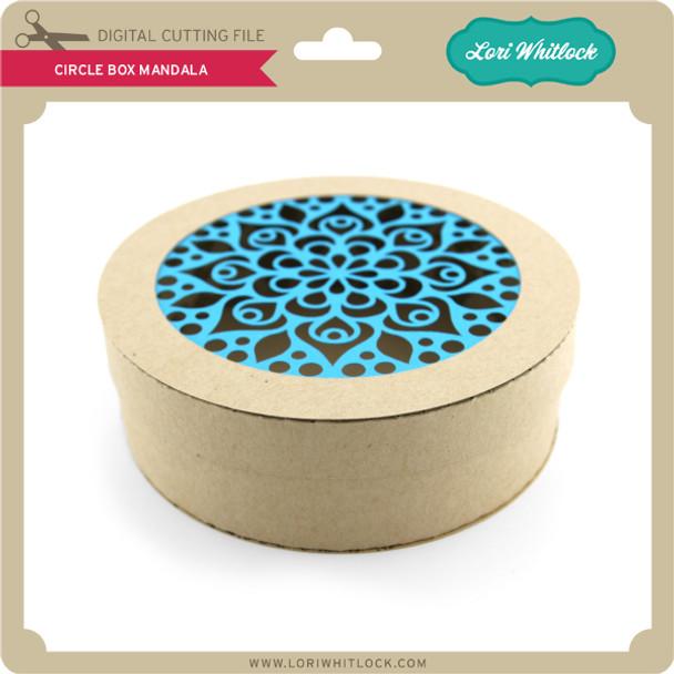 Circle Box Mandala