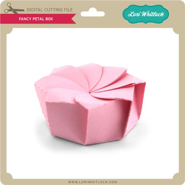 Fancy Petal Box