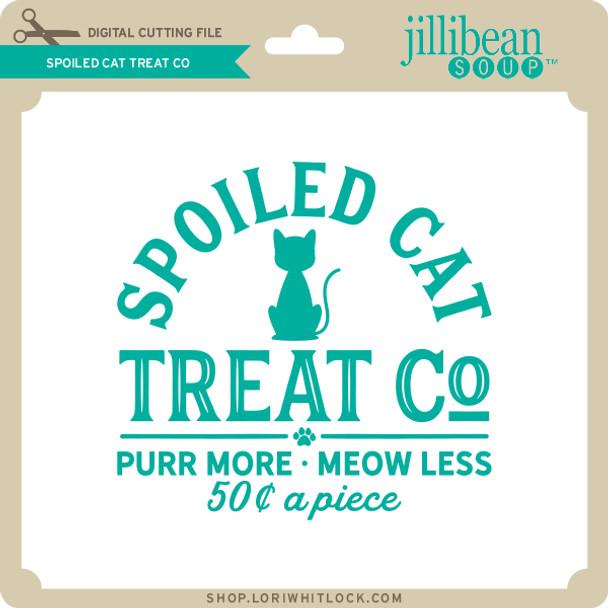 Spoiled Cat Treat Co 2